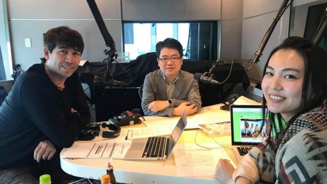 J-WAVEラジオ番組【PICK ONE】に出演しました